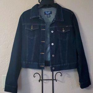 Angels denim dark medium jacket